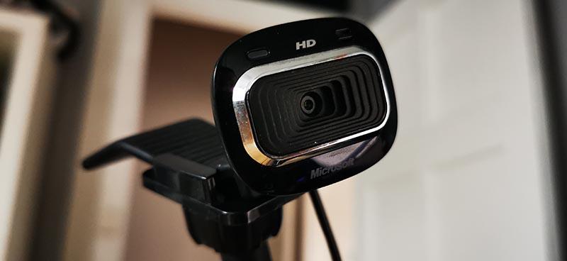 Piratage de votre webcam